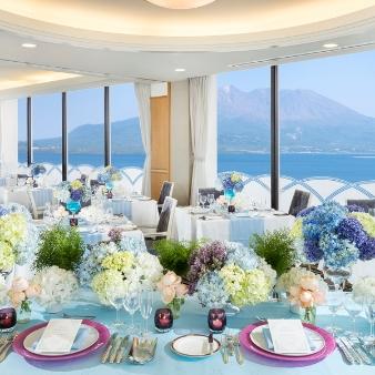 【桜島view】夏のスペシャルランチ美食会